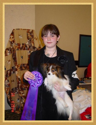 Winner's Bitch at PCA National 2004
